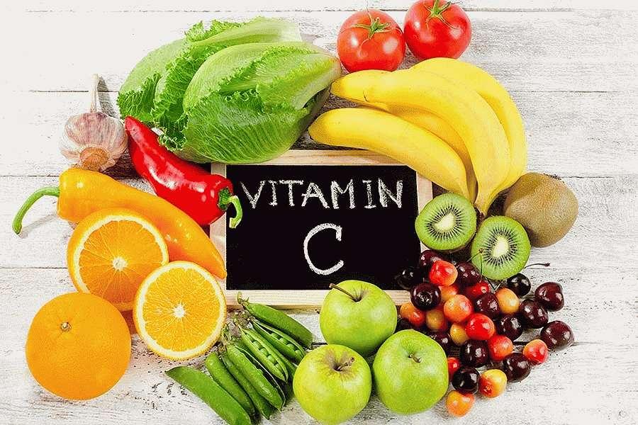 Витамин группы С в продуктах