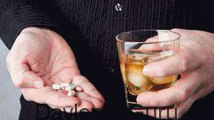 Совместимость статинов и алкоголя