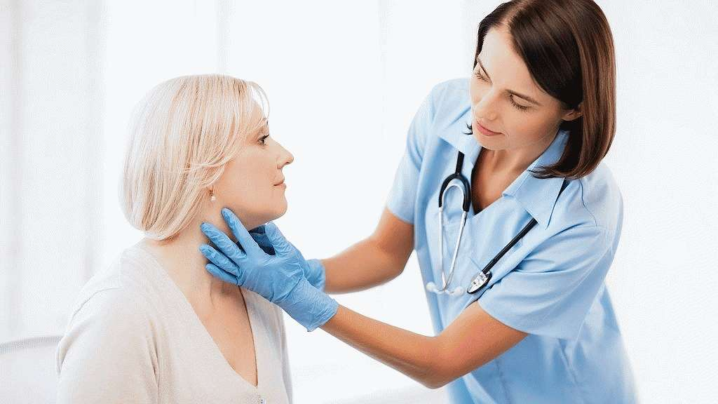Нарушения эндокринной системы