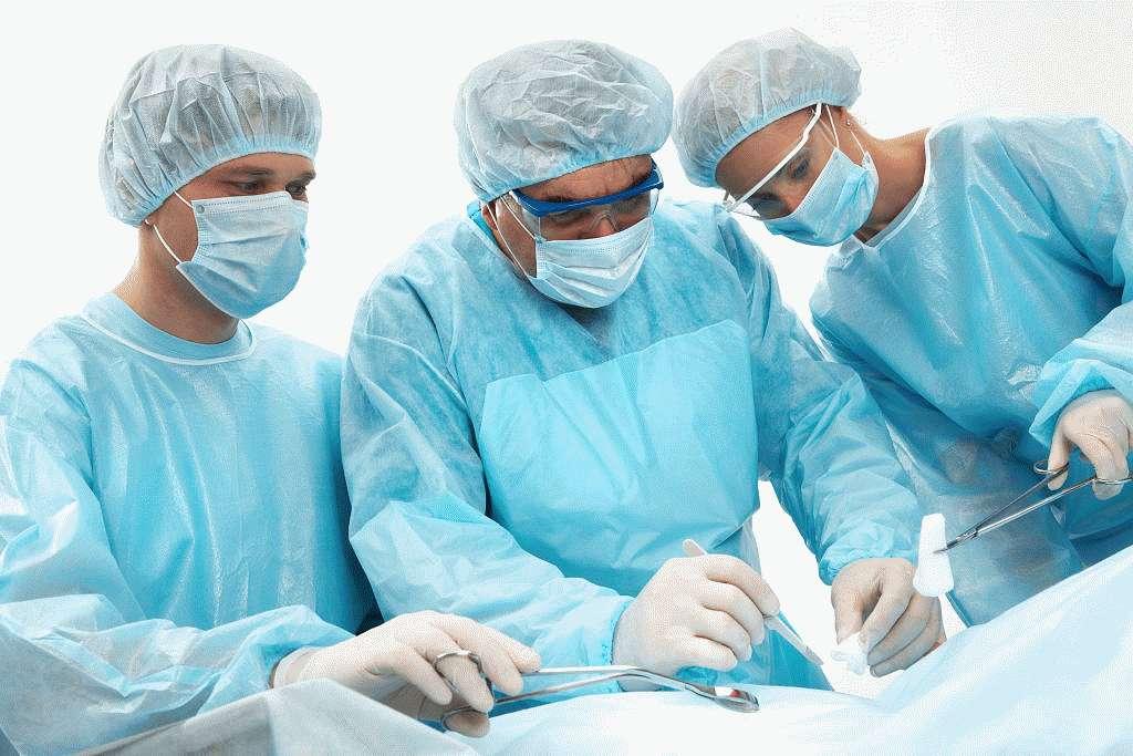 Хирургия при ЛН