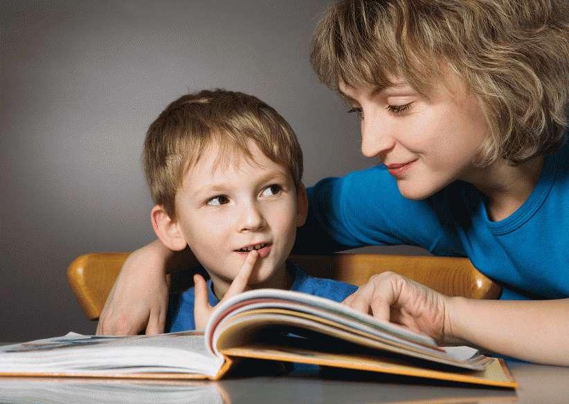 Родители заставляют учить большие стихотворения
