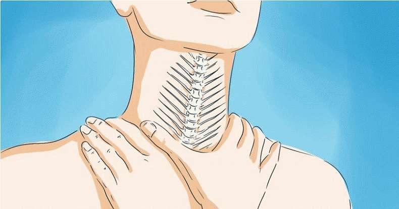 Перекрытие дыхательных путей пищей