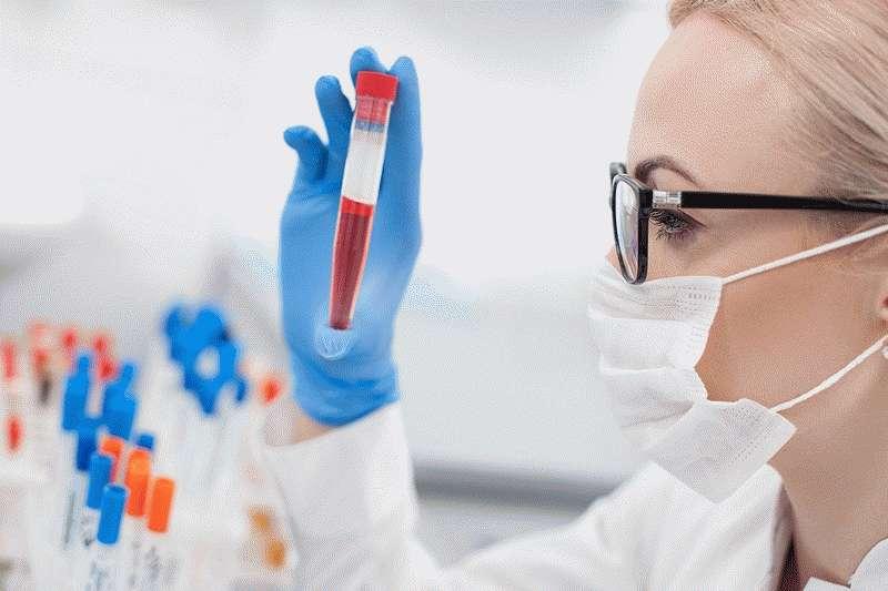 Снижение рН крови