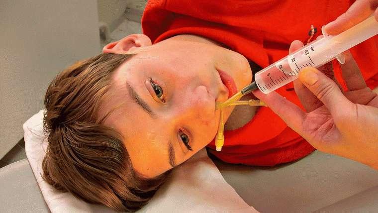 Лечение фронтита у детей