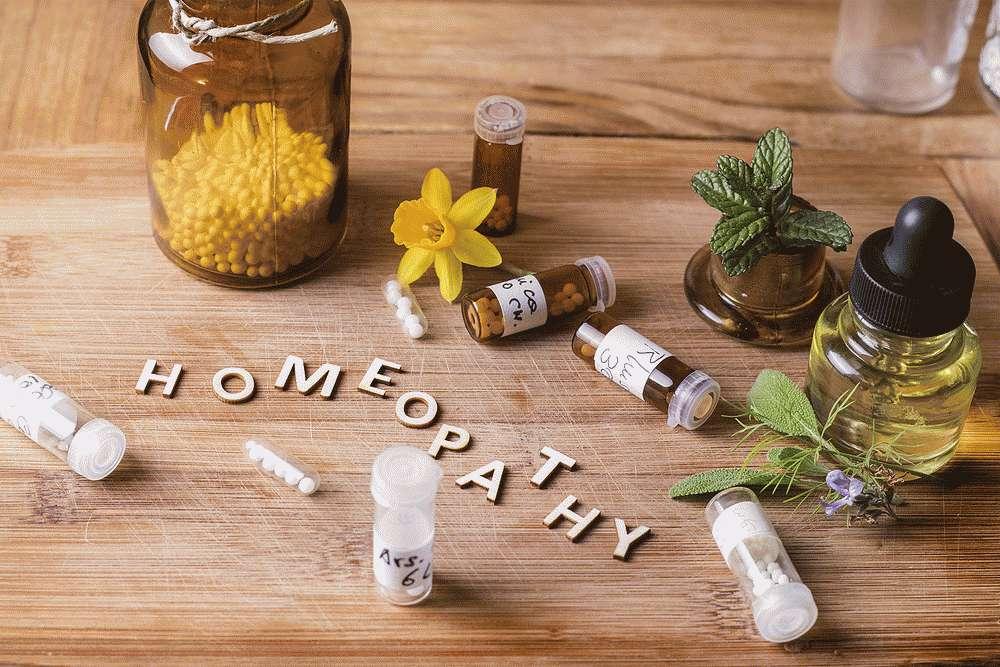 Гомеопатическая терапия