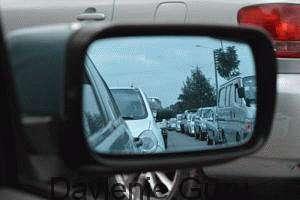 Отказаться от вождения автомобиля