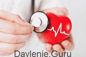 Ряд осложнений сердечно-сосудистых патологий