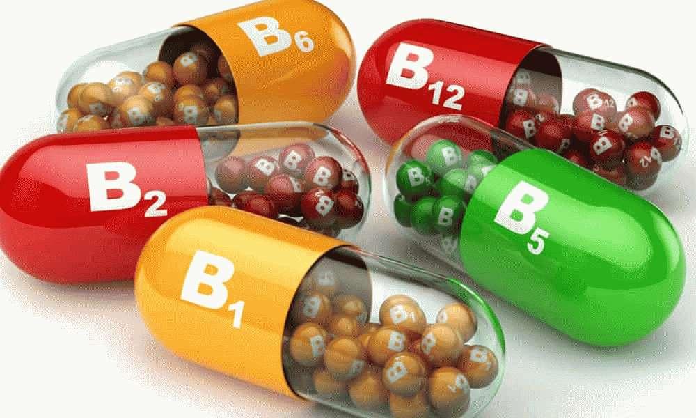 Витамины группыВ