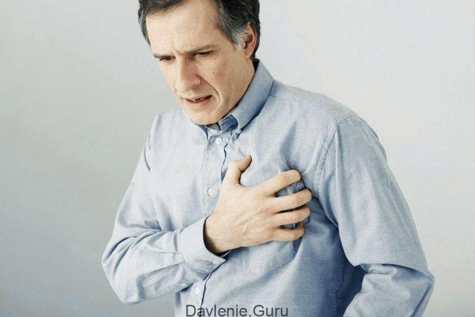Ишемическая болезнь сердца;