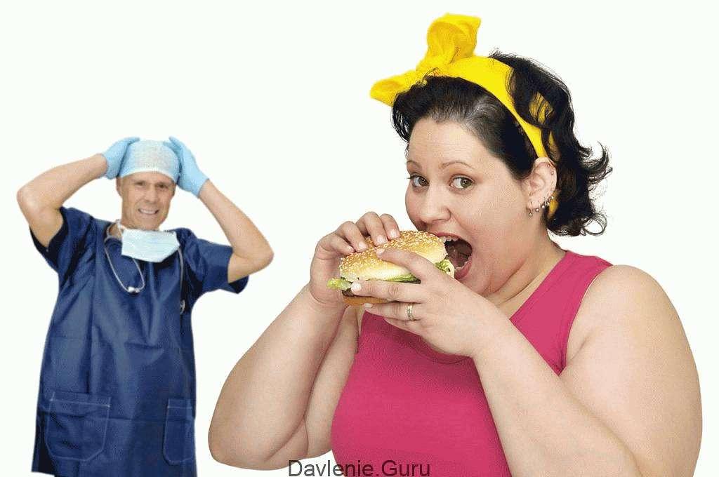 Ожирение и диабет