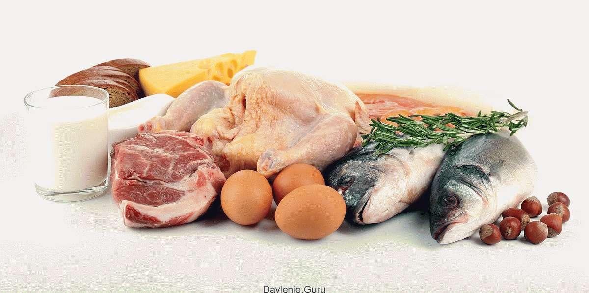 Диета при недостатке холестерола