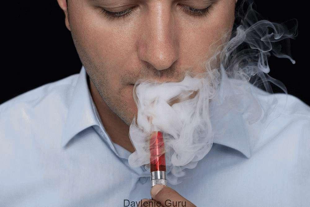 Вредные вещества при вдыхании дыма