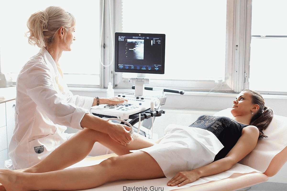 Дуплексное сканирование артерий нижних конечностей