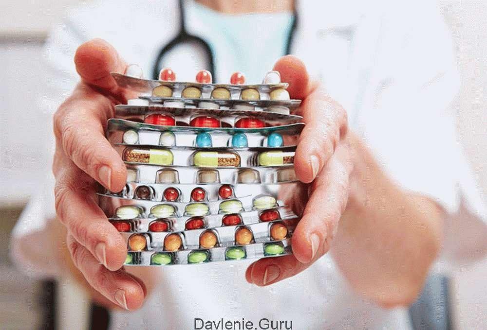 Препараты для снижения холестерина в крови