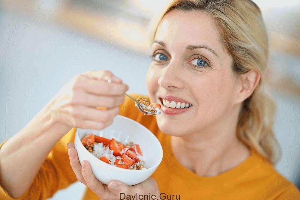Антихолестериновая диета для женщин после 55 лет