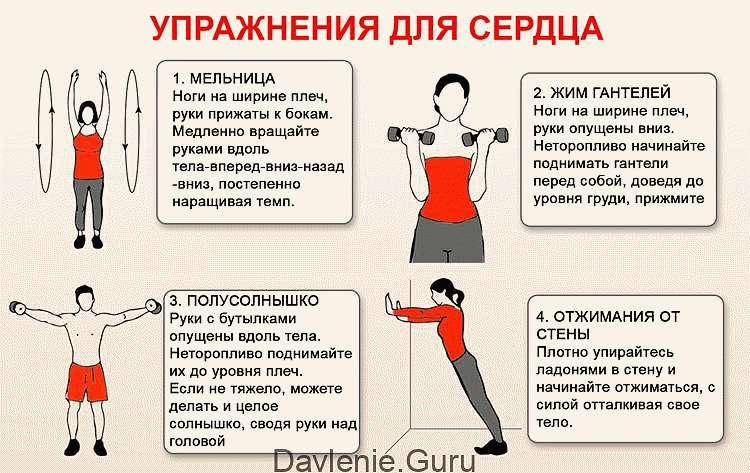 Гимнастика тахикардии