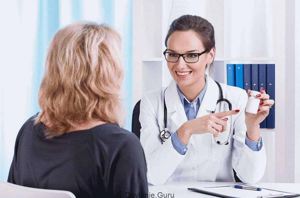 Отмена препаратов под наблюдением врача