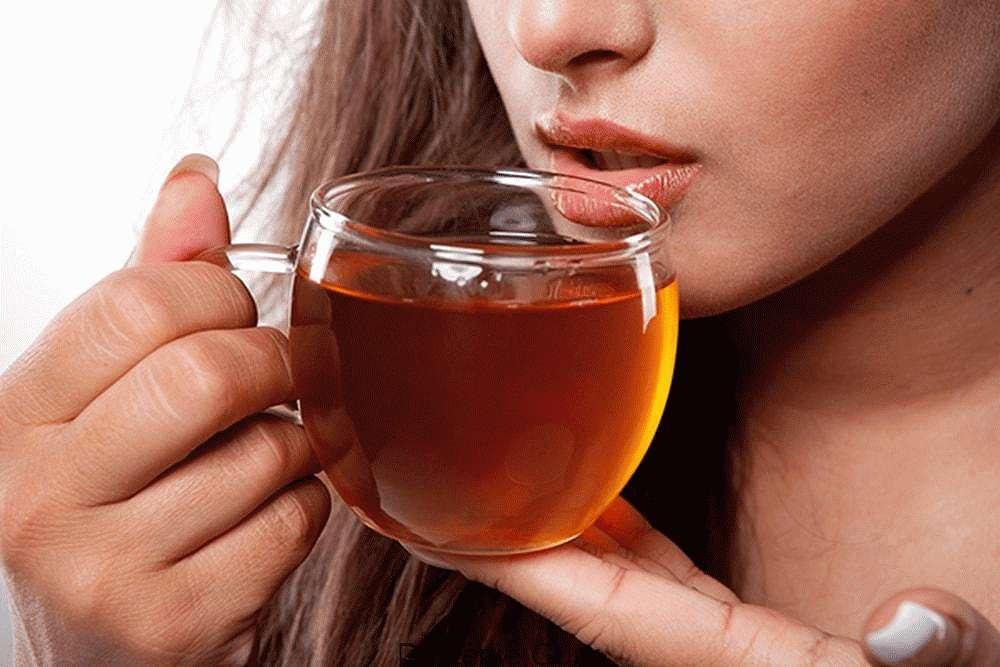 Пациенту можно употреблять чай