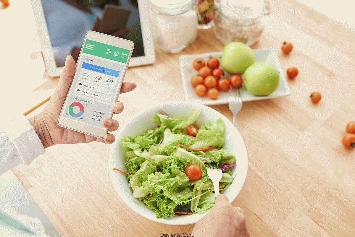 Считать калории при атеросклерозе