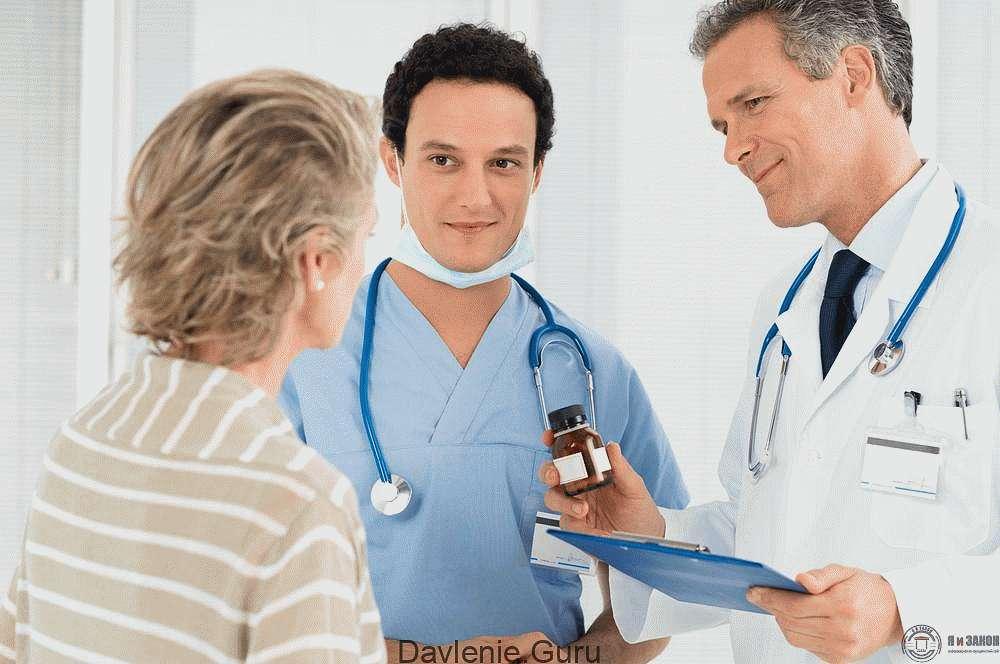 Врачи рекомендуют препараты