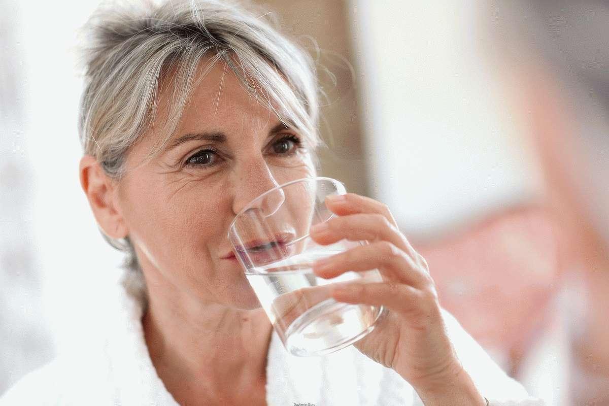 Поддержание питьевого режима