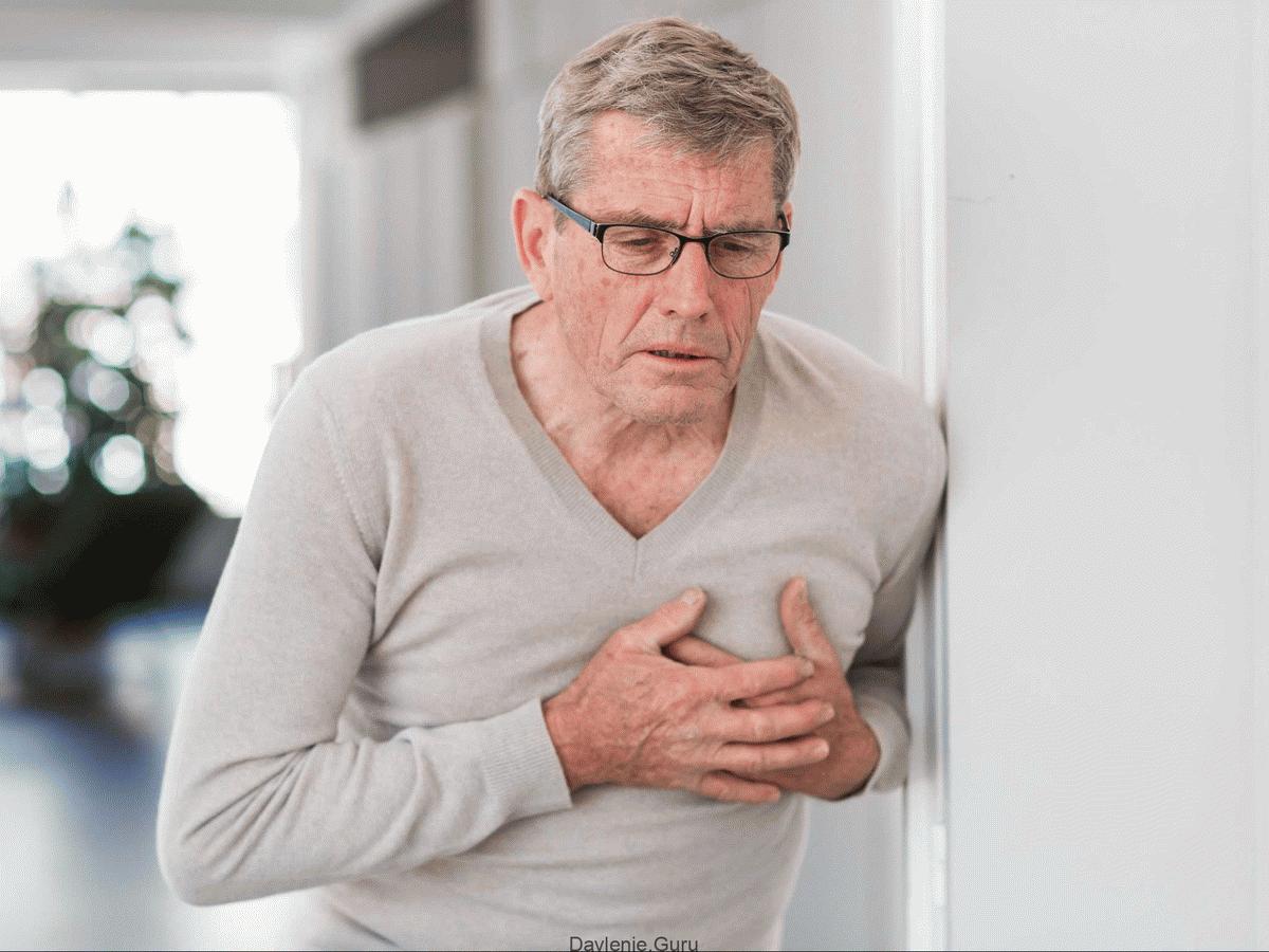 Присуп тахикардии у мужчин