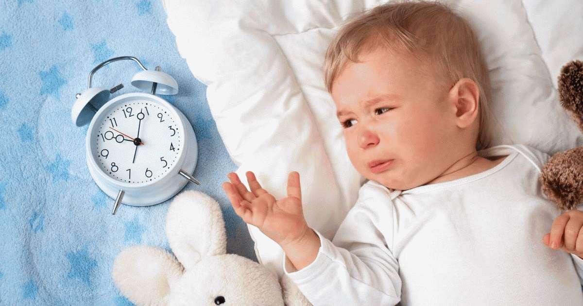 Нарушение режима сна
