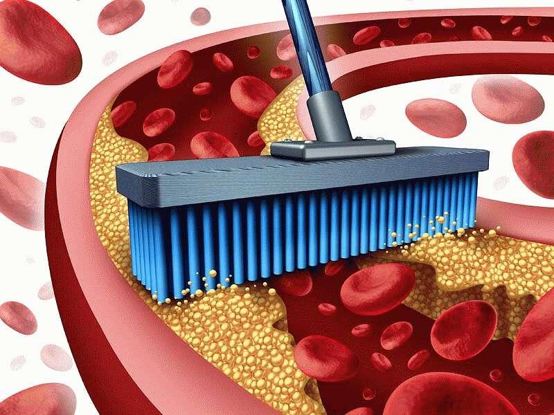 Препараты для чистки сосудов от холестерина