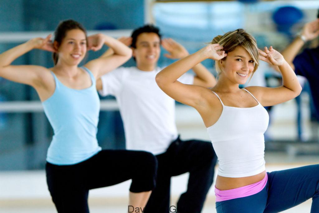 Выполнение посильных физических упражнений